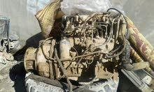 للبيع  او مراوس بمكينه شفل كوماتسو/محرك ازوزه +كير واكسل رافعه شوكيه كوماتسو