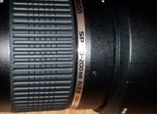lens. 70_ 200/ 2.8 vc for canon // للبيع بسعر مغري 800 دينار