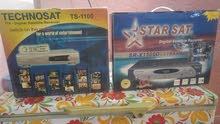 ستلايت STAR SAT.موديل 1500 وتكنوسات 1100 القديم جديد بالباكيت