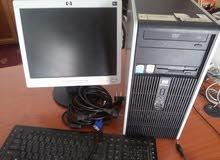 كمبيوتر مكتبي نوع HP dc5700