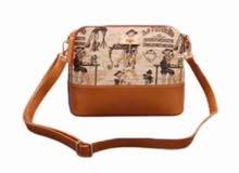 حقيبة يد برسومات عصرية