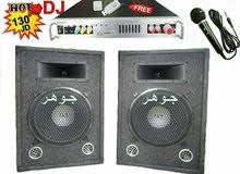 سماعات حفلات DJ جديد للبيع بسعر الايجار!!!!