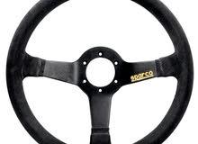 Sparco R345 Steering Wheel