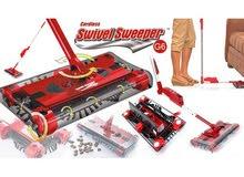 مكنسة swivels sweeper G6