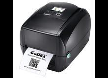 طابعة باركود مستقلة GoDEX RT700iW Barcode Printer