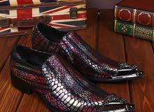 » احذية رجاليه vip لاصحاب السمو ورجال الاعمال 1