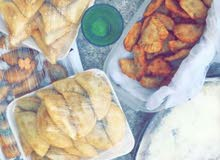 مفرزنات رمضان (سمبوسه -كبة بطاطس-سبرنق رول-بف)