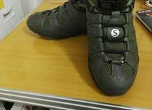 سلام عليكم حذاء ماركه ملر جديد جدا للبع