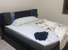 Bed + Closet IKEA سرير ايكيا مع خزانه ايكيا