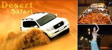 Desert Safari With Buffet Dinner And Live Entertainment