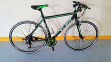 full alloy hybrid road bycycle