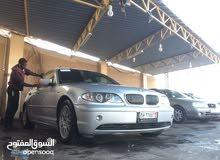 BMW 320i model 2002