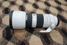 sony e mount 70-200 lense for full frame cameras.