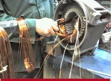 دورات تكييف وتبريد - صيانة موبايلات - لف ماتورات - Control - PLC