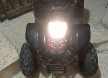 دباب دراجه بنزين 110cc بحالة الوكاله