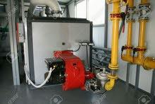 24 ساعة خدمة صيانة البويلرات والحارقات والمداخن وشبكات التدفئة المركزية