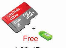 micro SD memory