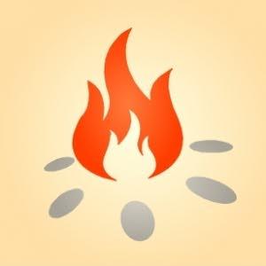 متجر الشُعلة تِك الأحمري