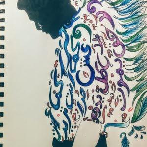 فنان رسم وتصوير