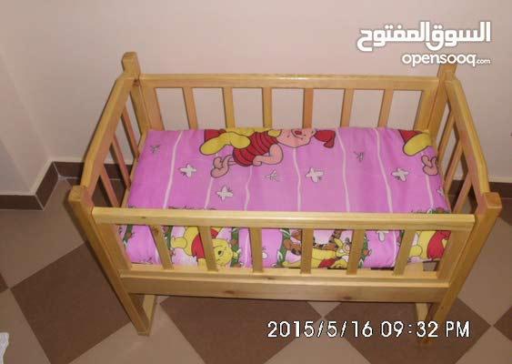 : سرير اطفال خشب 2016 : اطفال
