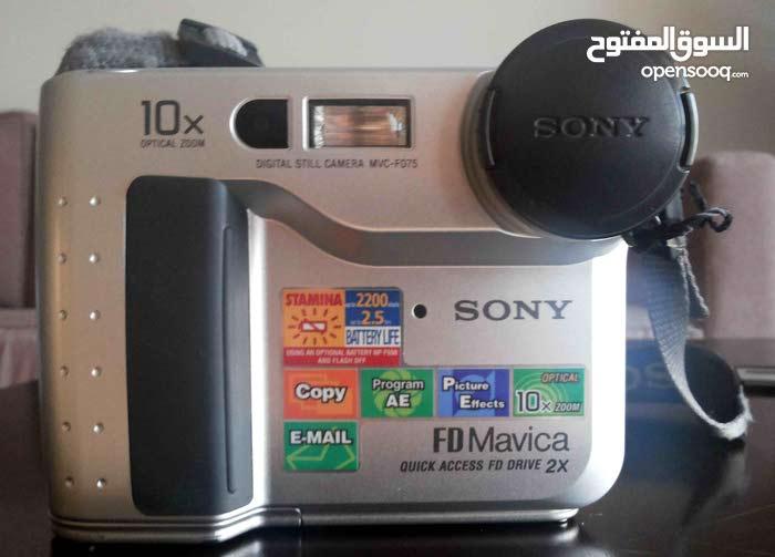 كاميرا سونى  FD Mavica