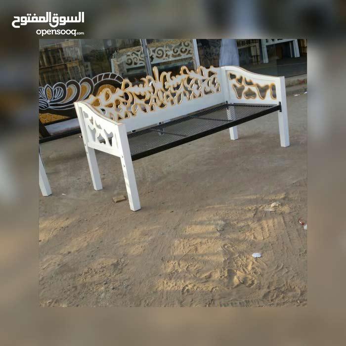 كراسي خشب منحوته - (32012335)