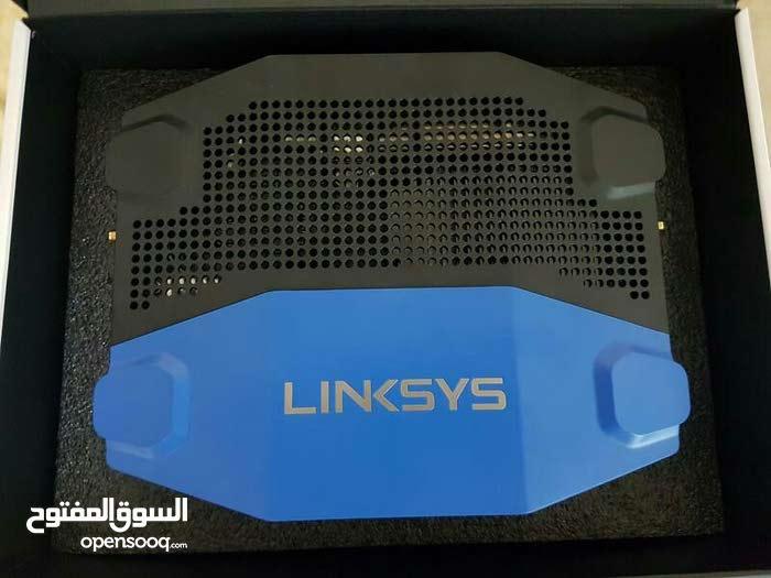 اقوى راوتر لنكسس Linksys WRT3200ACM كالجديد للبيع
